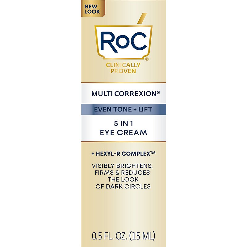 Roc Multi Correxion 5 In 1 Eye Cream Ulta Beauty