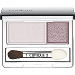 Clinique All About Shadow Duo Seashell Pink/Fawn Satin New