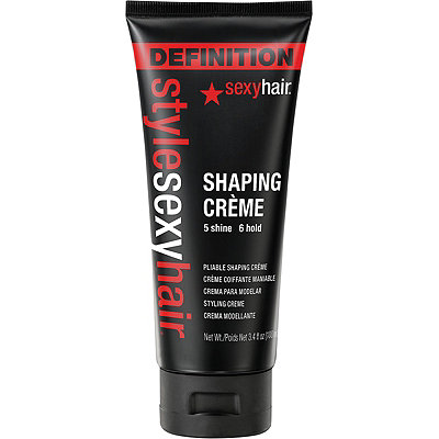 Sexy HairStyle Sexy Hair Shaping Creme Pliable Shaping Creme