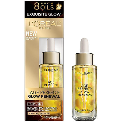 L'OréalAge Perfect Glow Renewal Facial Oil