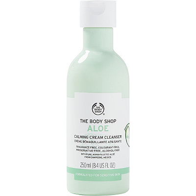 Online Only Aloe Calming Facial Cleanser