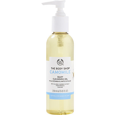 The Body ShopOnline Only Camomile Silky Cleansing Oil