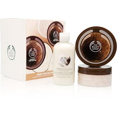 The Body ShopCoconut Glowing Body 3-pc Kit