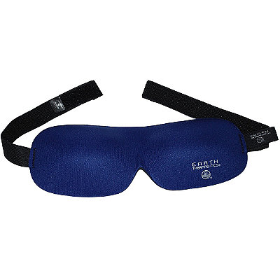 Earth Therapeutics Form Fitting Eye Mask - Midnight Blue