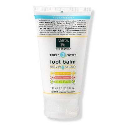 Earth TherapeuticsTriple Butter Intensive Foot Balm