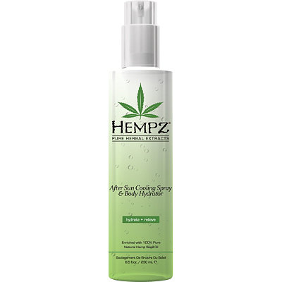 HempzOnline Only After Sun Cooling Gel & Body Hydrator