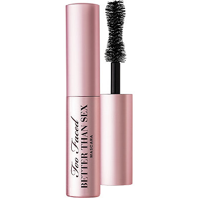 Too Faced Deluxe Better Than Sex Mascara