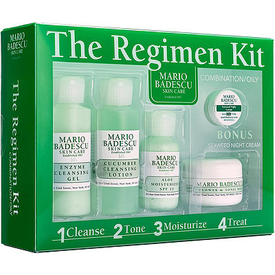 Mario BadescuThe Regimen Kit Combination/Oily