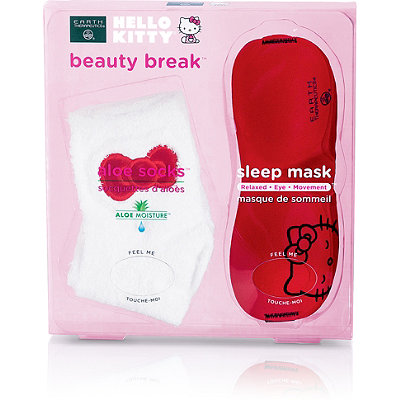 Earth TherapeuticsHello Kitty Beauty Break Set
