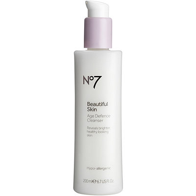 No7 Online Only Beautiful Skin Age Defense Cleanser