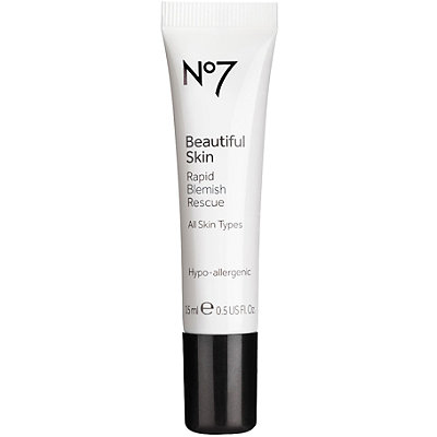 Boots Online Only No7 Beautiful Skin Rapid Blemish Rescue