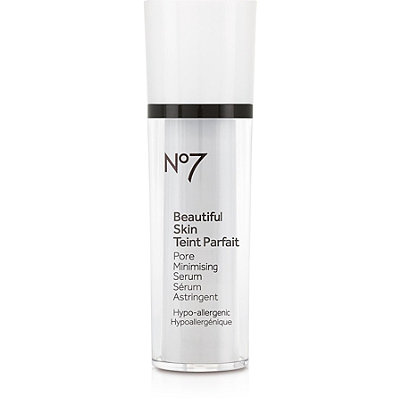 Boots Online Only No7 Beautiful Skin Pore Minimising Serum