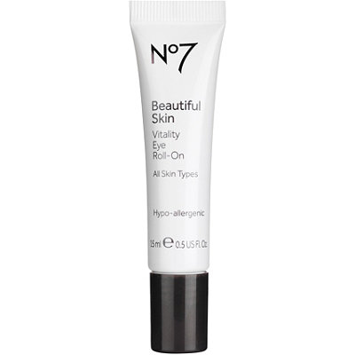Boots Online Only No7 Beautiful Skin Vitality Eye Roll-On