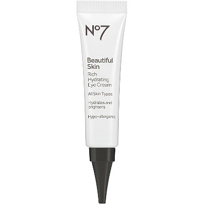 No7 Online Only Beautiful Skin Rich Hydrating Eye Cream