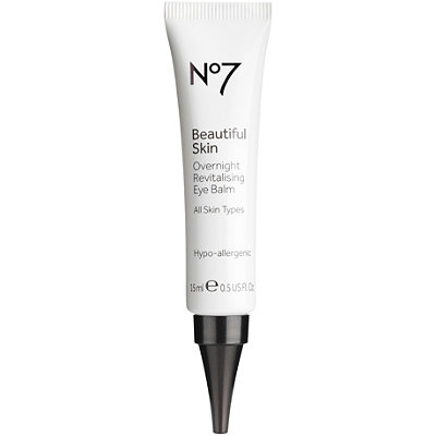 No7 Online Only Beautiful Skin Overnight Revitalising Eye Balm