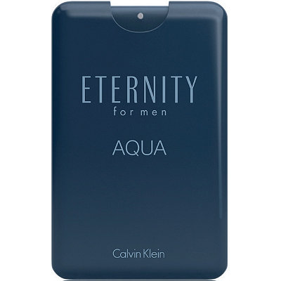 Calvin Klein Eternity Men Aqua Eau de Toilette Pocket Spray