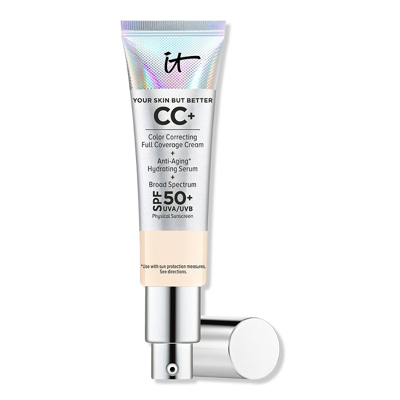 Your Skin But Better Cc Cream With Spf