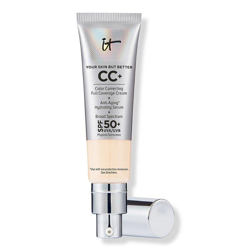 IT COSMETICS | Your Skin But Better(tm) CC Cream With SPF 50+ - Light Medium