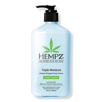 HempzTriple Moisture Herbal Body Creme
