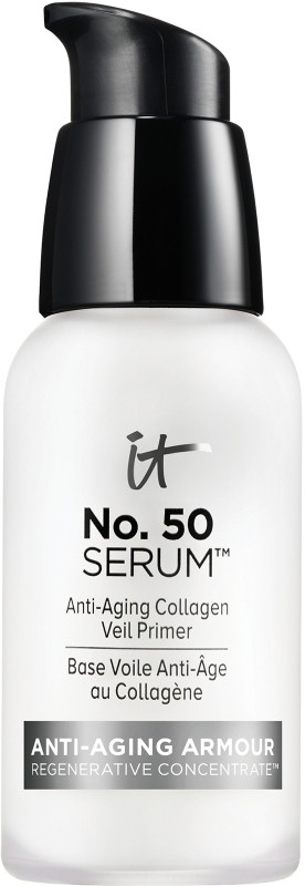 No. 50 Serum Anti-Aging Collagen Veil Primer by IT Cosmetics #17