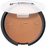 It Cosmetics Sunshine In A Compact Vitality Anti-Aging Matte Bronzer