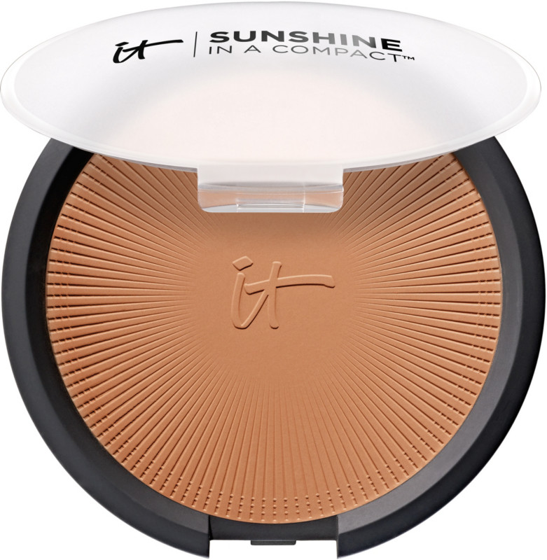 Sunshine In A Compact Vitality Anti Aging Matte Bronzer by It Cosmetics