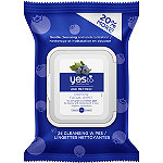 Yes to Yes To Blueberries Brightening Facial Towelettes  25ct