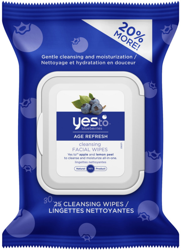 Natural Man Shower To-Go Cleansing Cloths - 30 Wipe(s) by Yes To (pack of 1) Farmhouse Fresh Spotted Leaving Spot & Pigment Lightening Serum  29.5ml/1oz