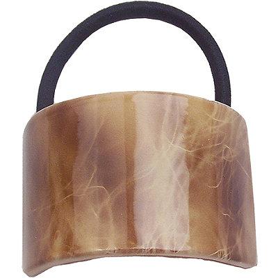 KarinaAcrylic Brown Dome Ponytailer