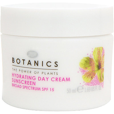 Botanics All Bright Hydrating Day Cream SPF15
