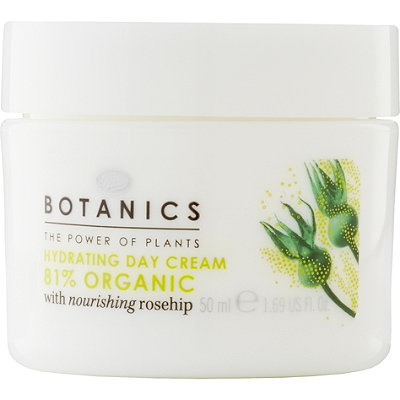 Boots Botanics Organic Hydrating Day Cream