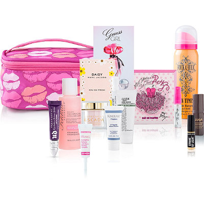ULTAFREE 12 pc Beauty Bag with any $60 Ulta.com purchase. A $75 Value!
