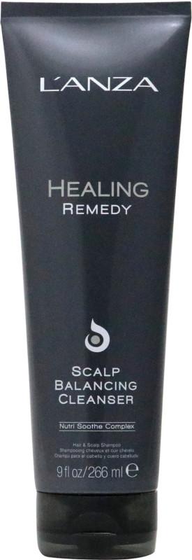 lanza healing remedy scalp balancing cleanser