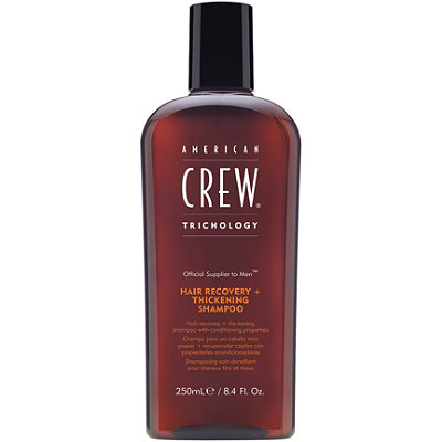 American CrewHair Recovery + Thickening Shampoo
