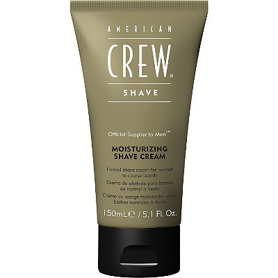 American CrewShave Moisturizing Shave Cream