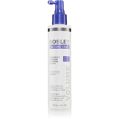 Bosley Volume Volumizing %26 Thickening Nourishing Leave-In