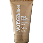 ULTABronze Glow Sunless Sunscreen Lotion For Face SPF 15