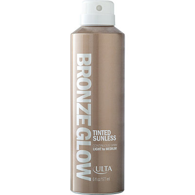 ULTA Bronze Glow Tinted Sunless Continuous Spray