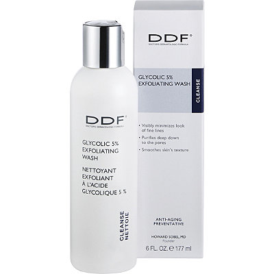 Ddf Online Only Glycolic 5%25 Exfoliating Wash