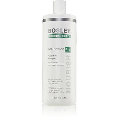 Online Only BosDefense Nourishing Shampoo For Non Color-Treated Hair