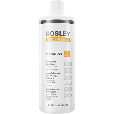 Bosley BosDefense Volumizing Conditioner For Color-Treated Hair