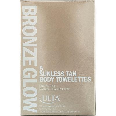 ULTABronze Glow Sunless Tan Body Towelettes