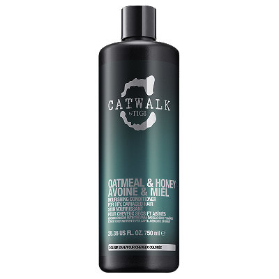 Tigi Catwalk Oatmeal %26 Honey Avoine %26 Miel Nourishing Conditioner