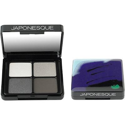 Japonesque ColorVelvet Touch Eyeshadow Palette
