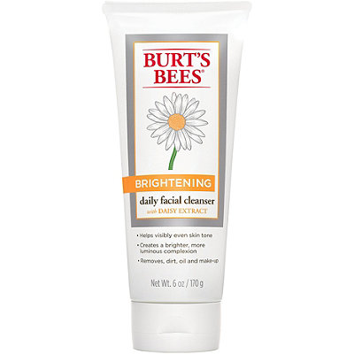 Burt's BeesBrightening Daily Facial Cleanser