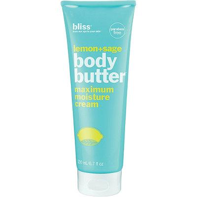 BlissLemon + Sage Body Butter