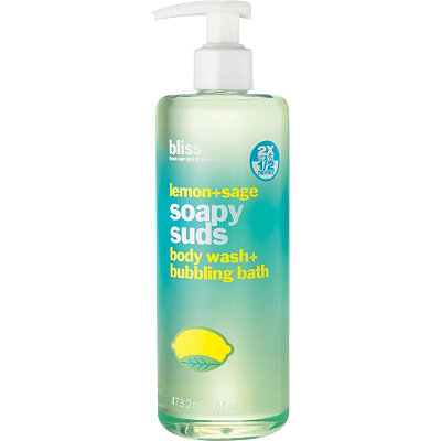 Bliss Lemon %2B Sage Soapy Suds