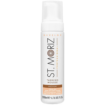 Instant Self-Tanning Mousse