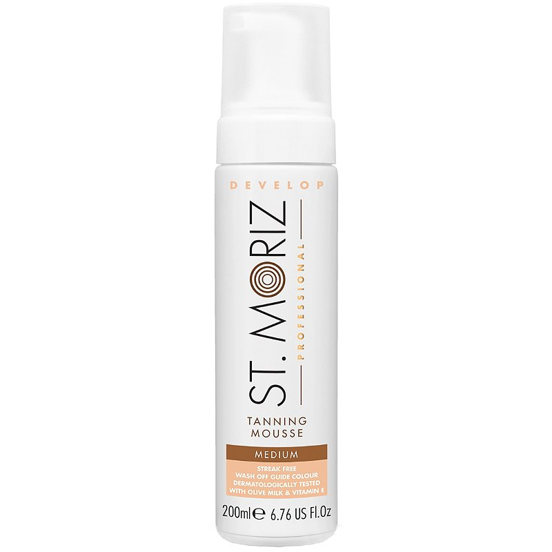 Image result for St. Moriz Instant Self Tanning Mousse