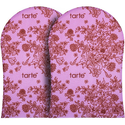 Tarte Online Only Brazilliance Skin Rejuvenating Maracuja Self Tanner Applicator Mitt Duo